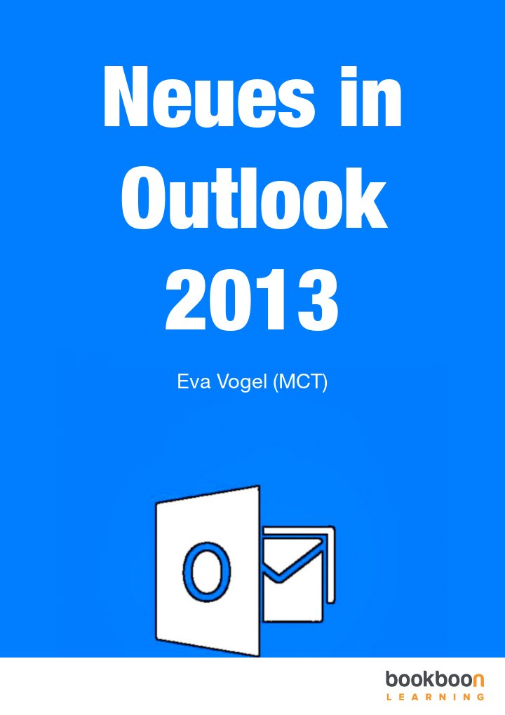 Neues in Outlook 2013