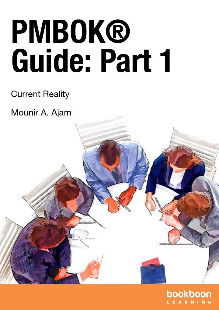 PMBOK® Guide: Part 1