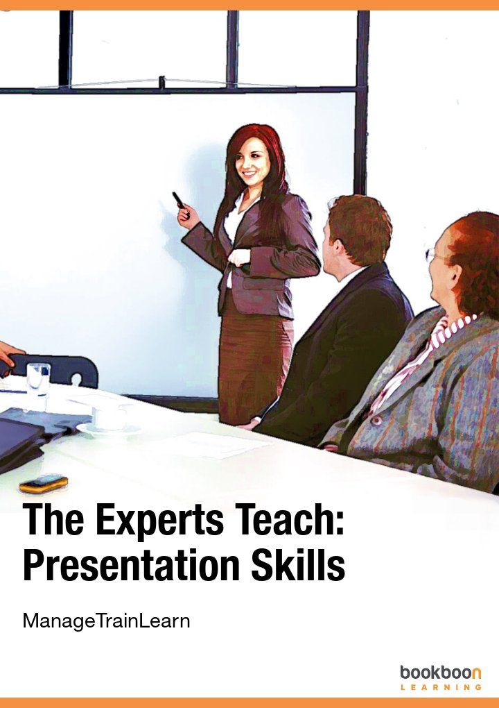 The Experts Teach: Presentation Skills
