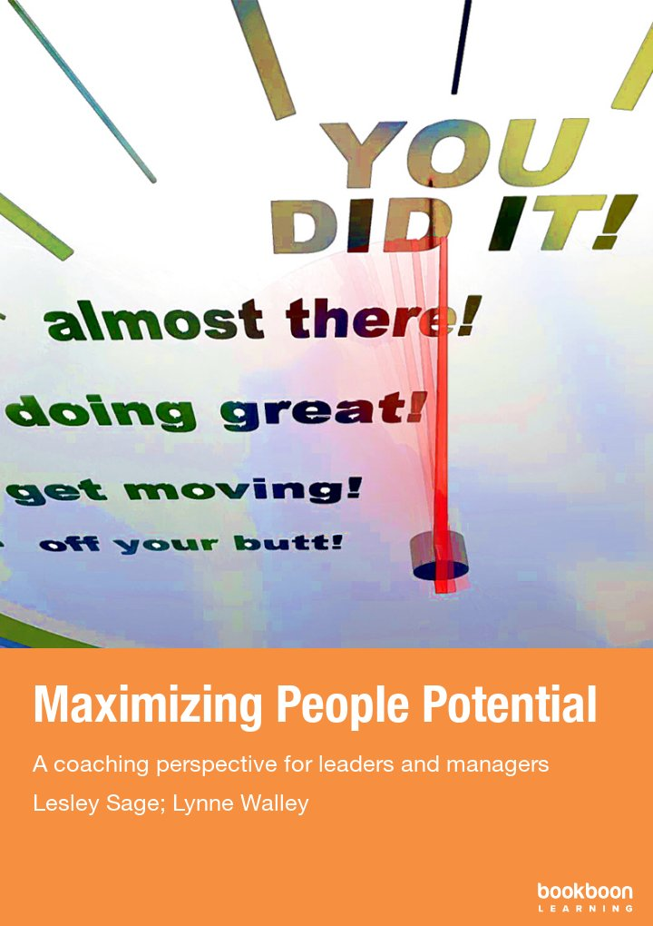 maximizing people potential a coaching perspective for