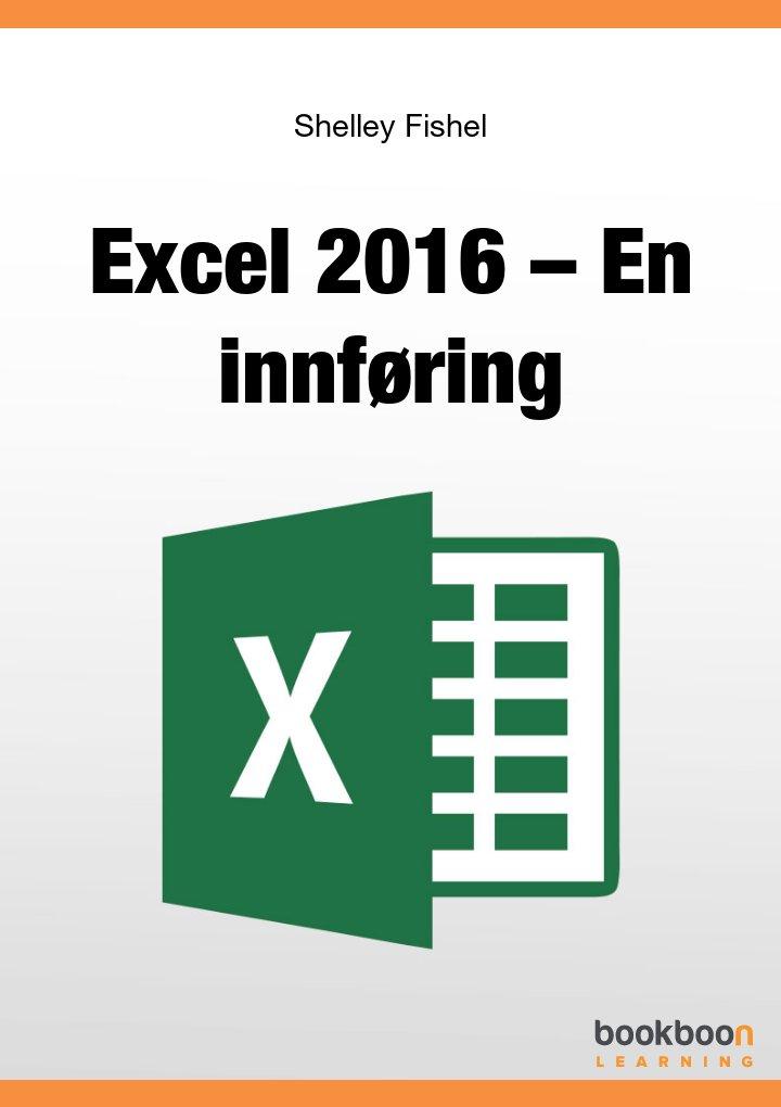 Excel 2016 Introduksjon