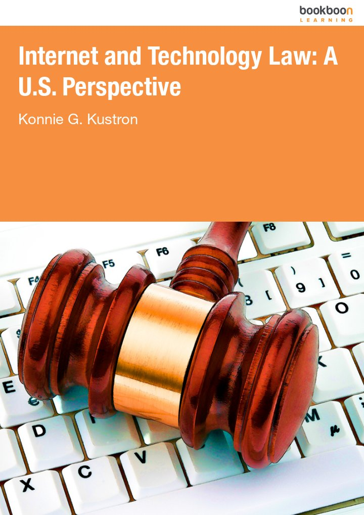 Internet And Technology Law A U S Perspective