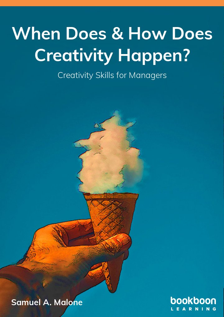 When Does & How Does Creativity Happen?