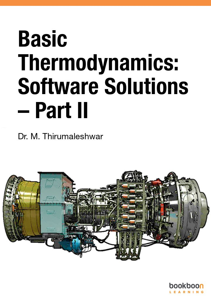 Basic Thermodynamics: Software Solutions – Part II