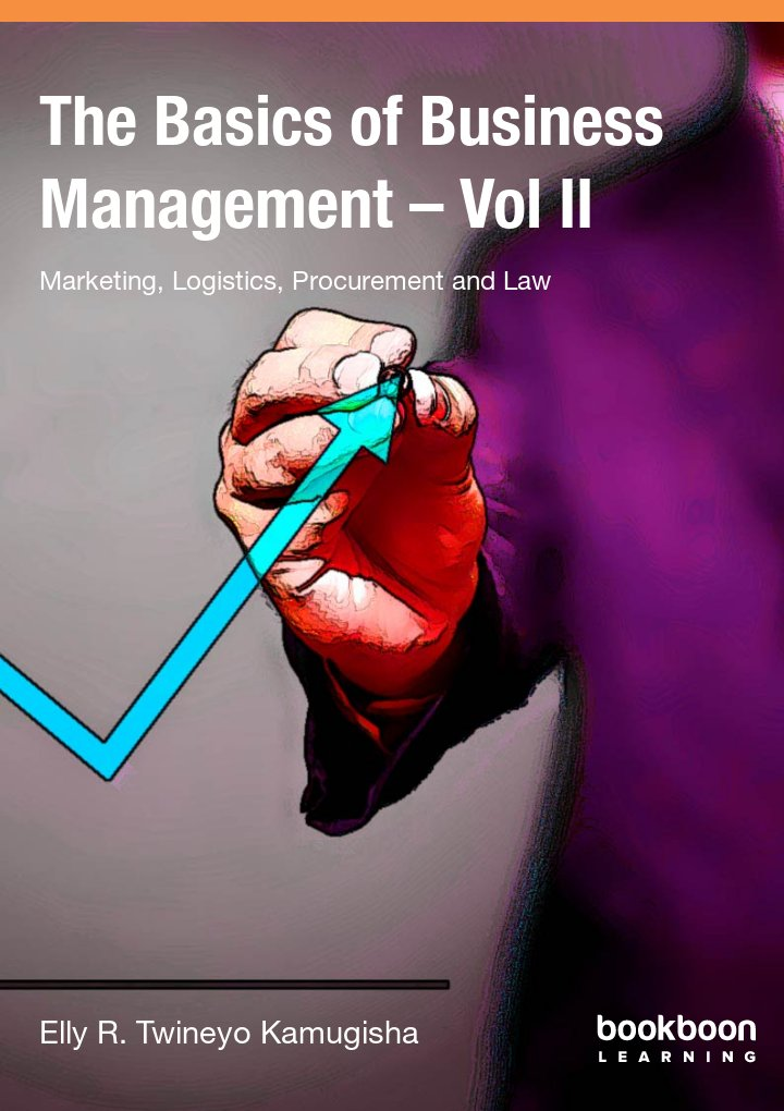 The Basics of Business Management – Vol II Marketing, Logistics, Procurement and Law icon
