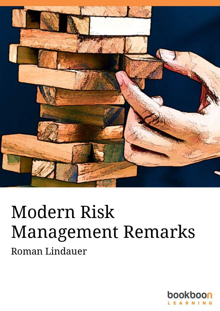 Modern Risk Management Remarks