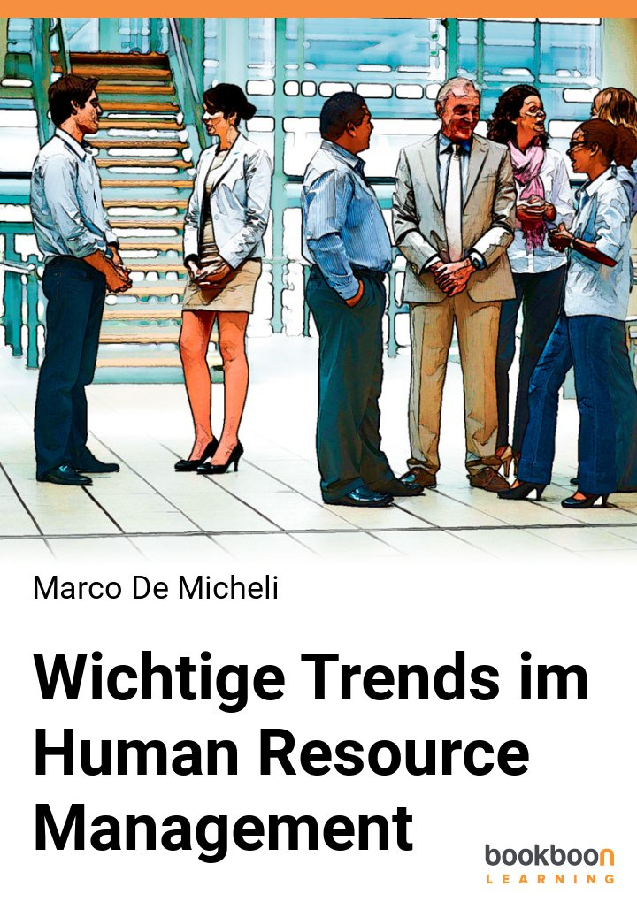 Wichtige Trends im Human Resource Management