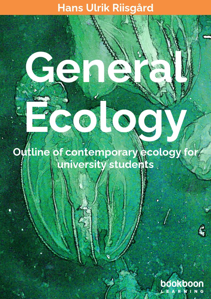 General Ecology - Outline of contemporary ecology for university students icon
