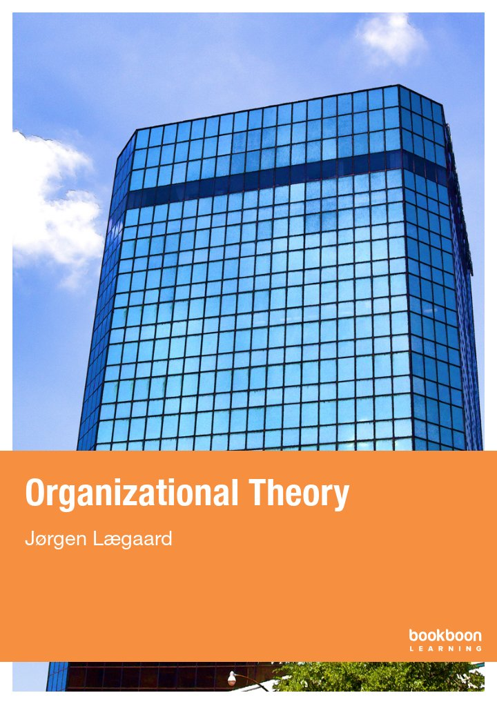 Review: Organizational Theory