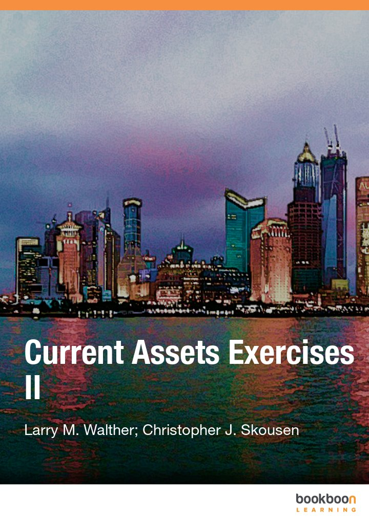 Current Assets Exercises II