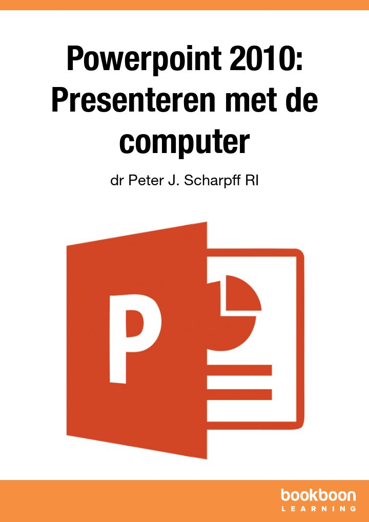 Powerpoint 2010: Presenteren met de computer