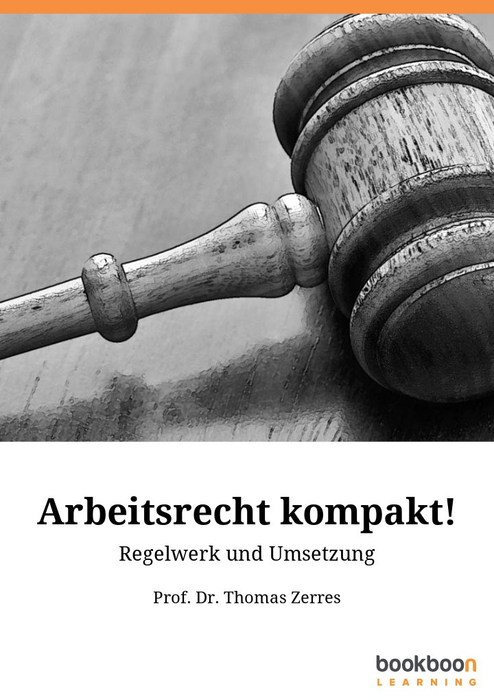 Arbeitsrecht kompakt!