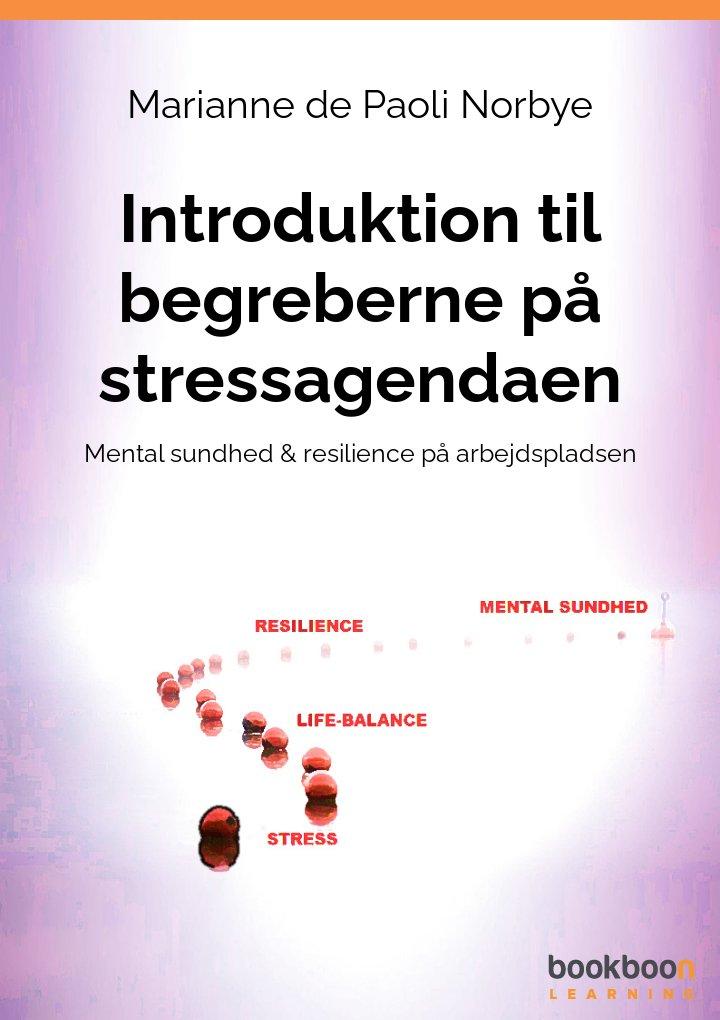 Introduktion til begreberne på stressagendaen
