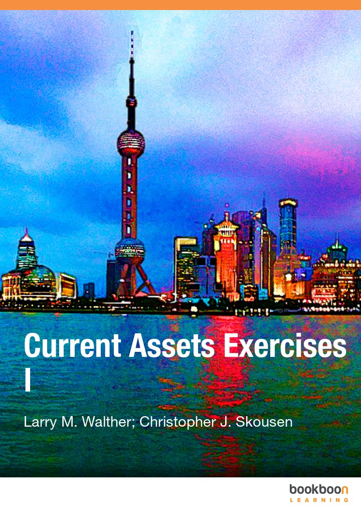 Current Assets Exercises I