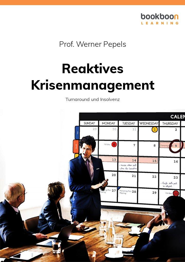 Reaktives Krisenmanagement