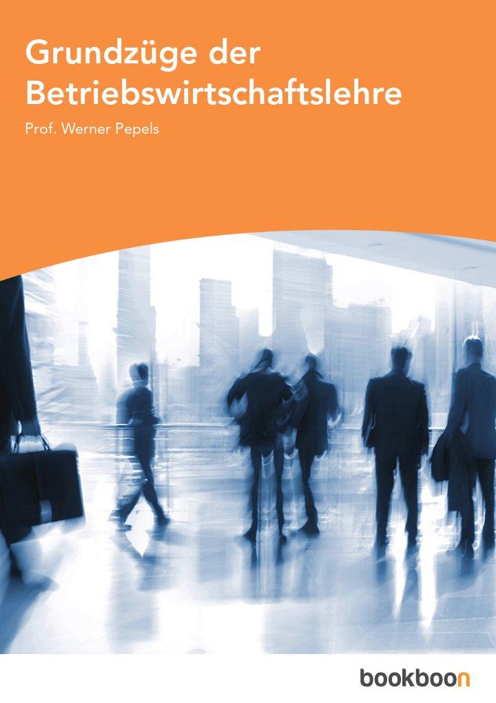 Grundzüge der Betriebswirtschaftslehre
