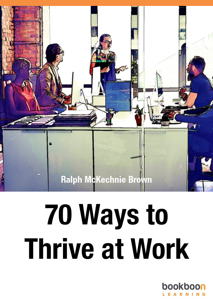 70 Ways to Thrive at Work icon