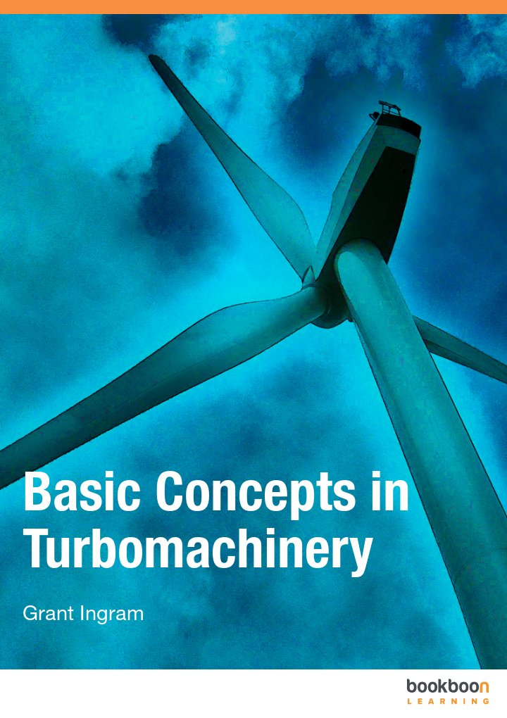 Basic Concepts in Turbomachinery