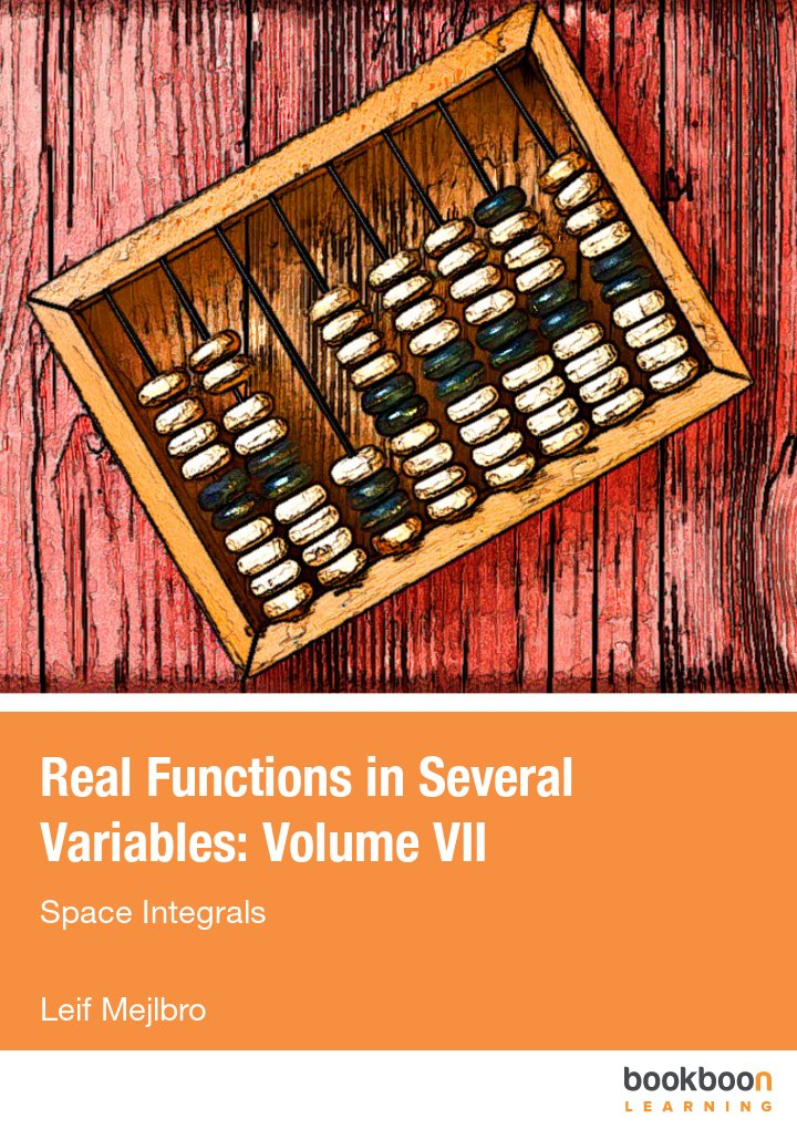 Real Functions in Several Variables: Volume VII