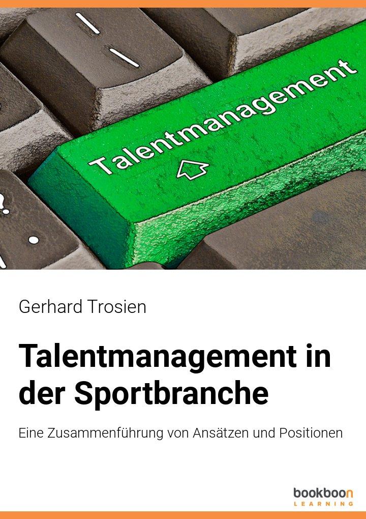 Talentmanagement in der Sportbranche
