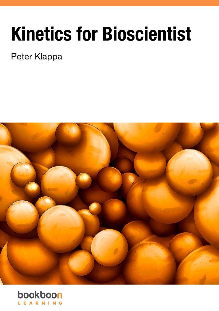 Kinetics for Bioscientist