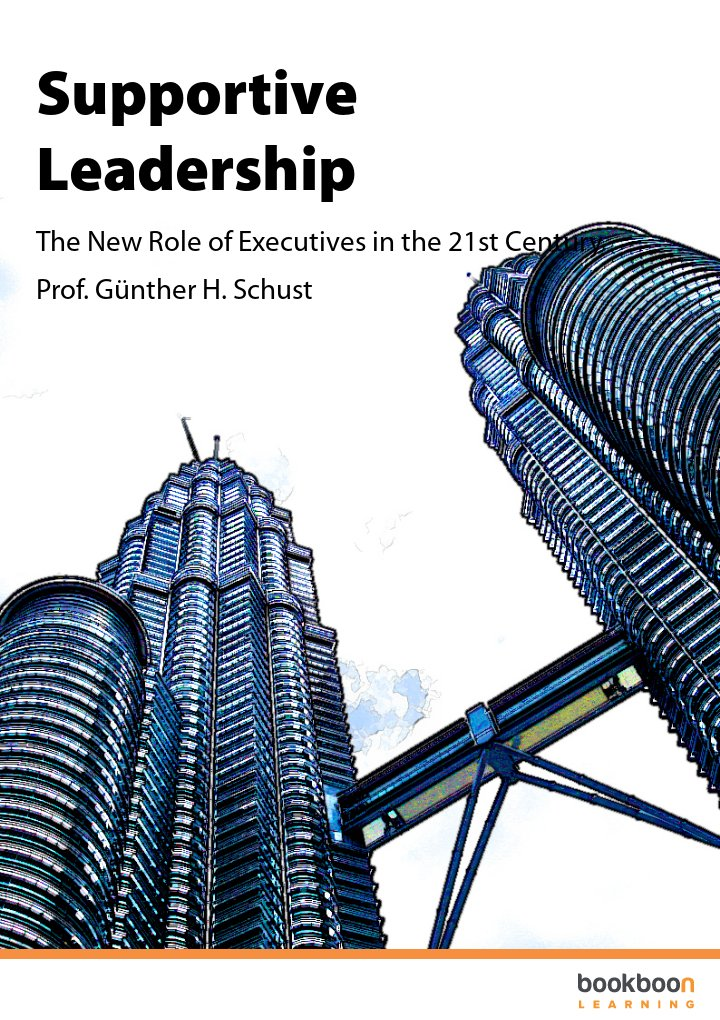 supportive leadership the new role of executives in the