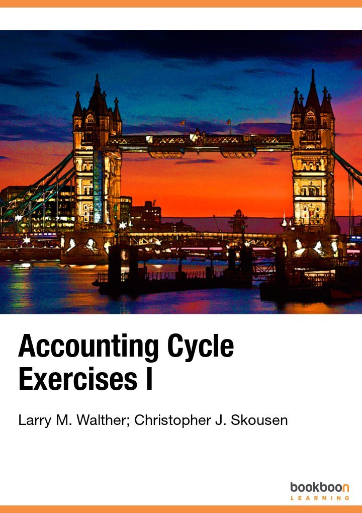 accounting cycle exercises i