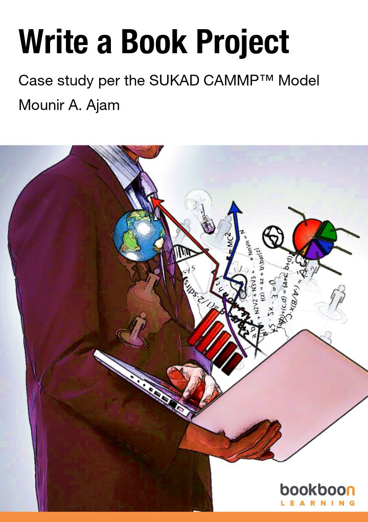 writing a book sample project as per the sukad cam2p u2122 model