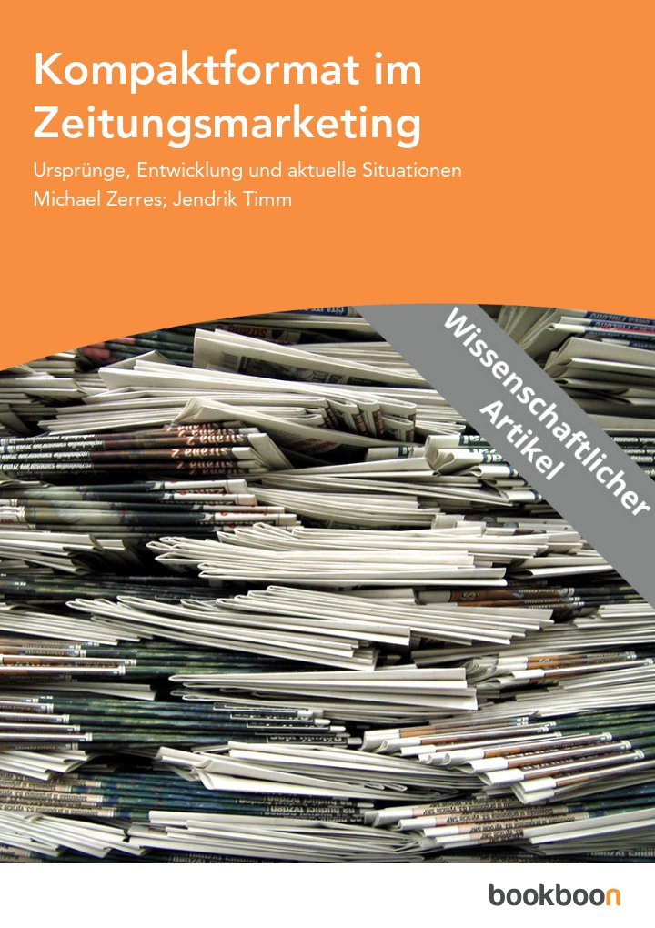 Kompaktformat im Zeitungsmarketing