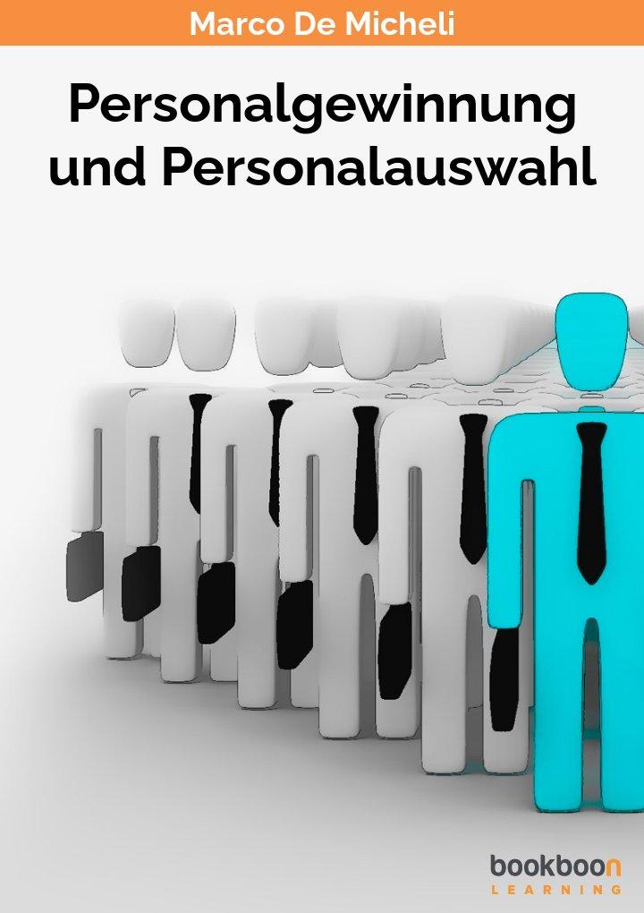 Personalgewinnung und Personalauswahl