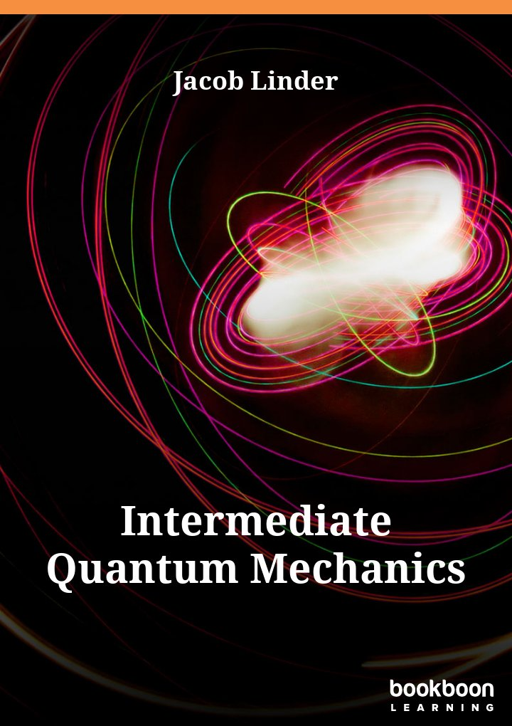 """Intermediate Quantum Mechanics"" icon"