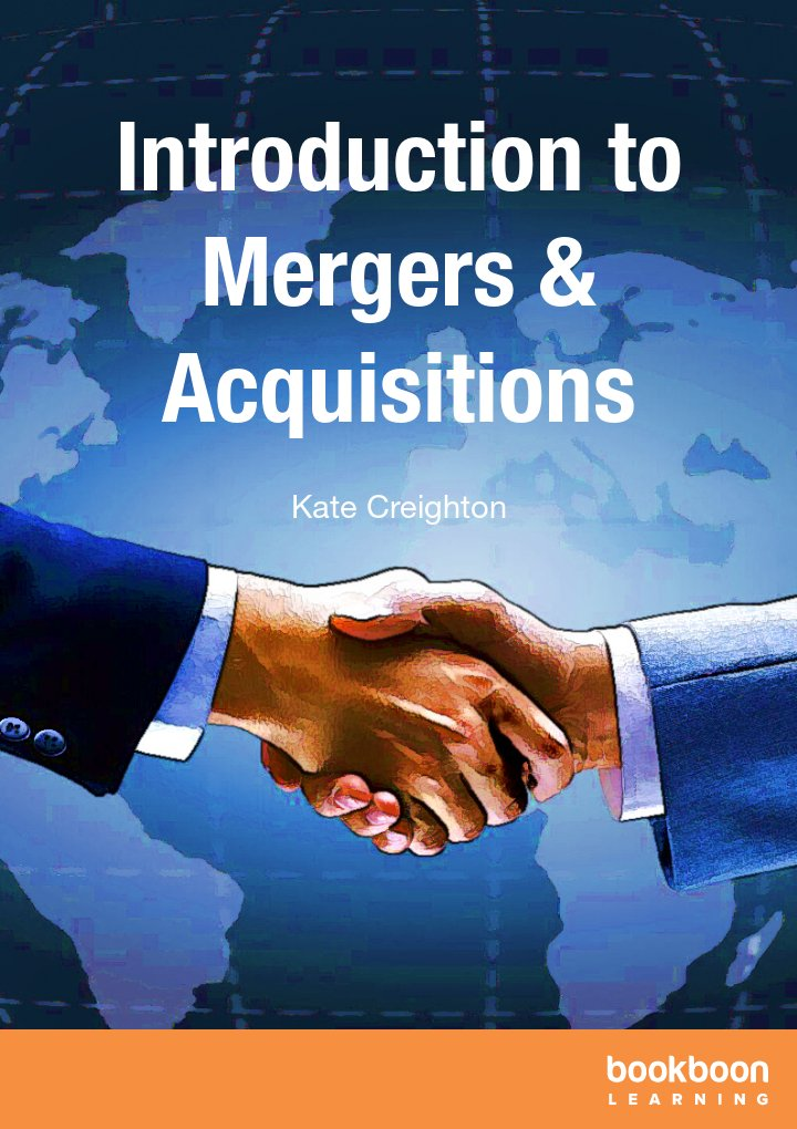 Introduction to Mergers & Acquisitions