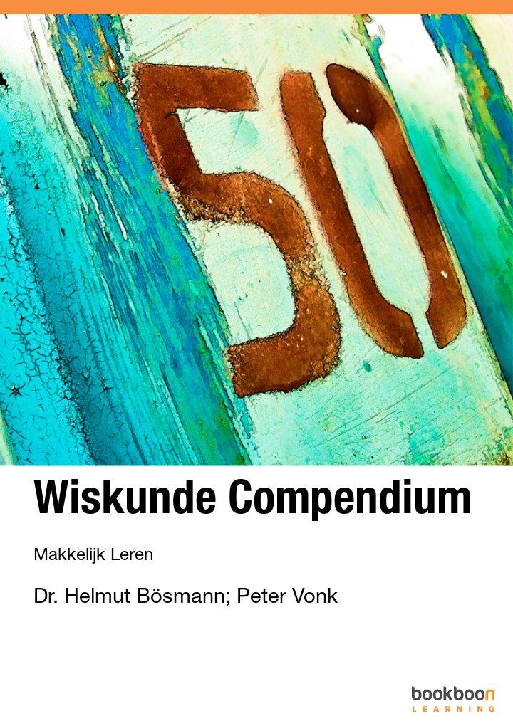 Wiskunde Compendium