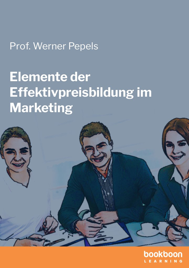 Elemente der Effektivpreisbildung im Marketing