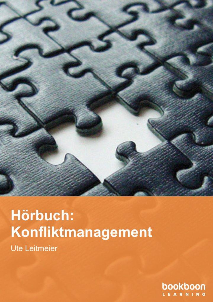 Hörbuch: Konfliktmanagement
