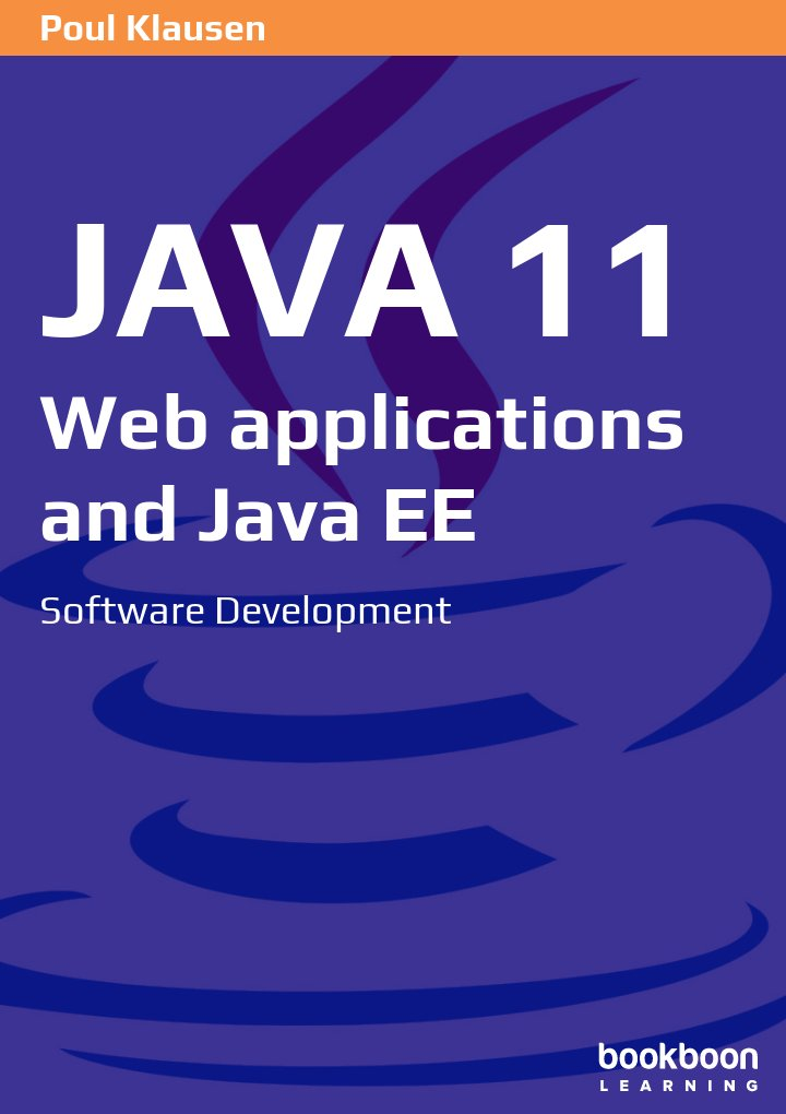Java 11: Web applications and Java EE Software Development icon