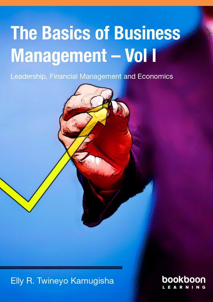 the basics of business management  u2013 vol i leadership