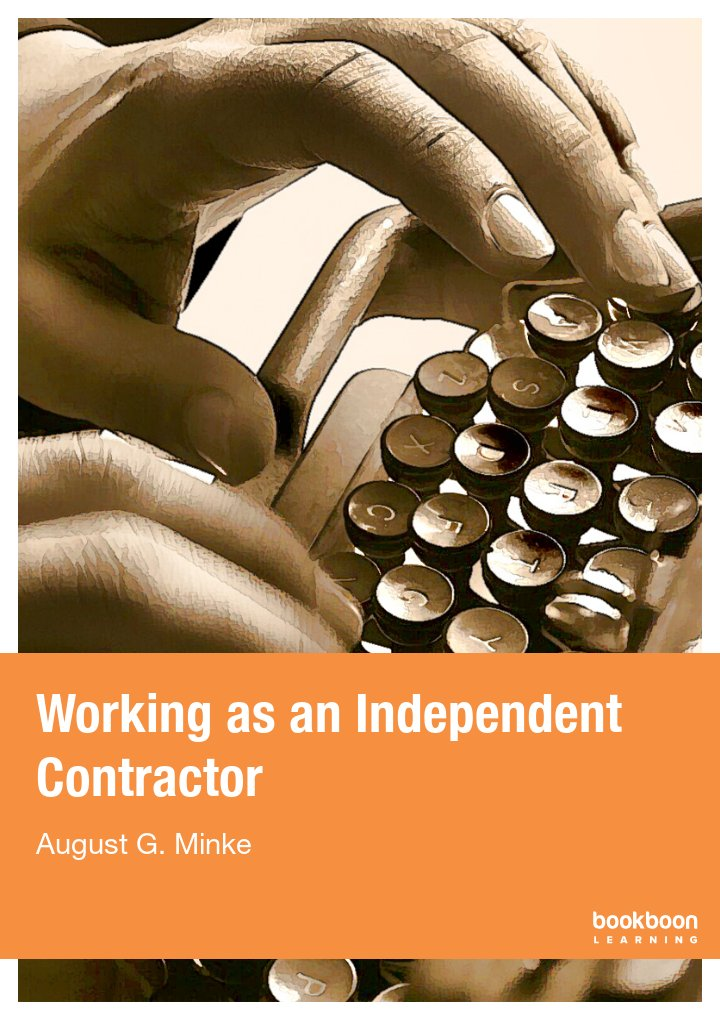 Working as an Independent Contractor