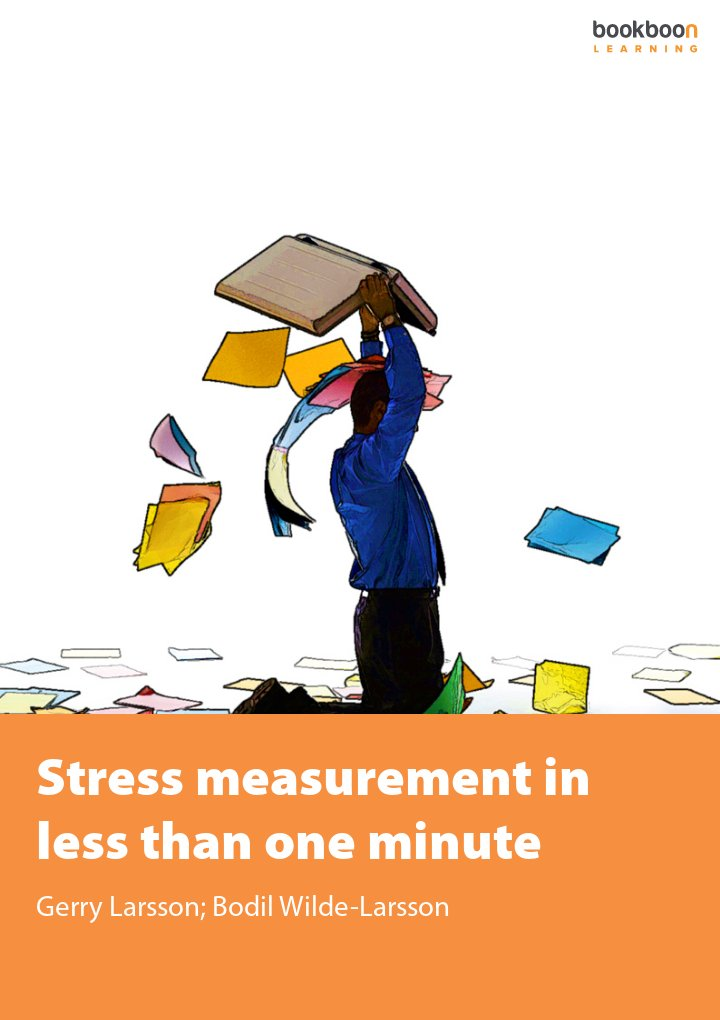 Stress measurement in less than one minute