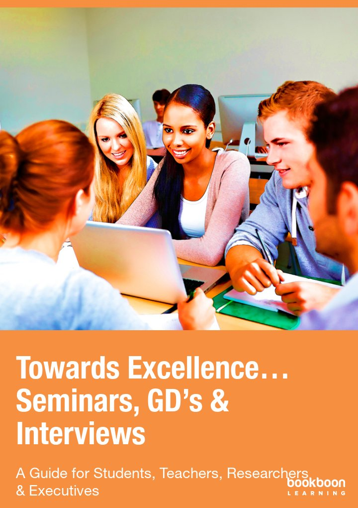 Towards Excellence…Seminars, GD's & Interviews