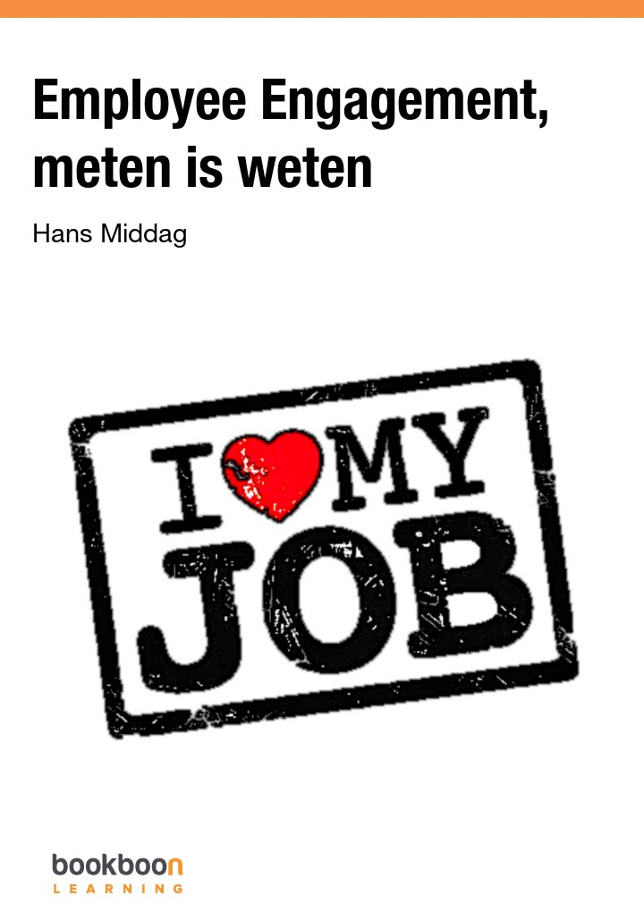 Employee Engagement, meten is weten