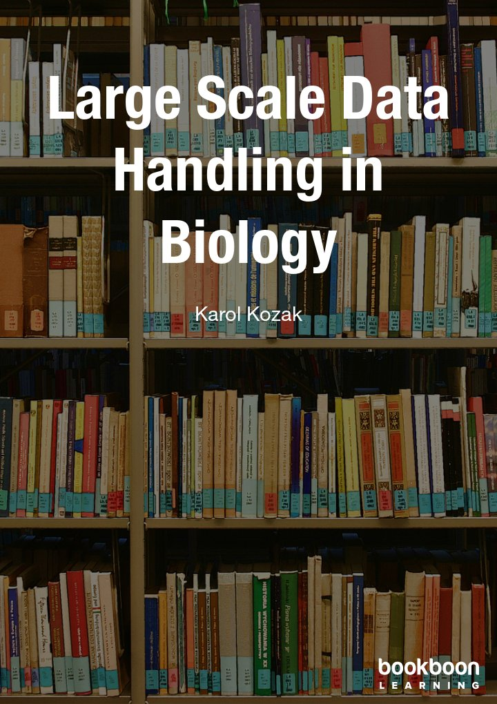 Large Scale Data Handling in Biology