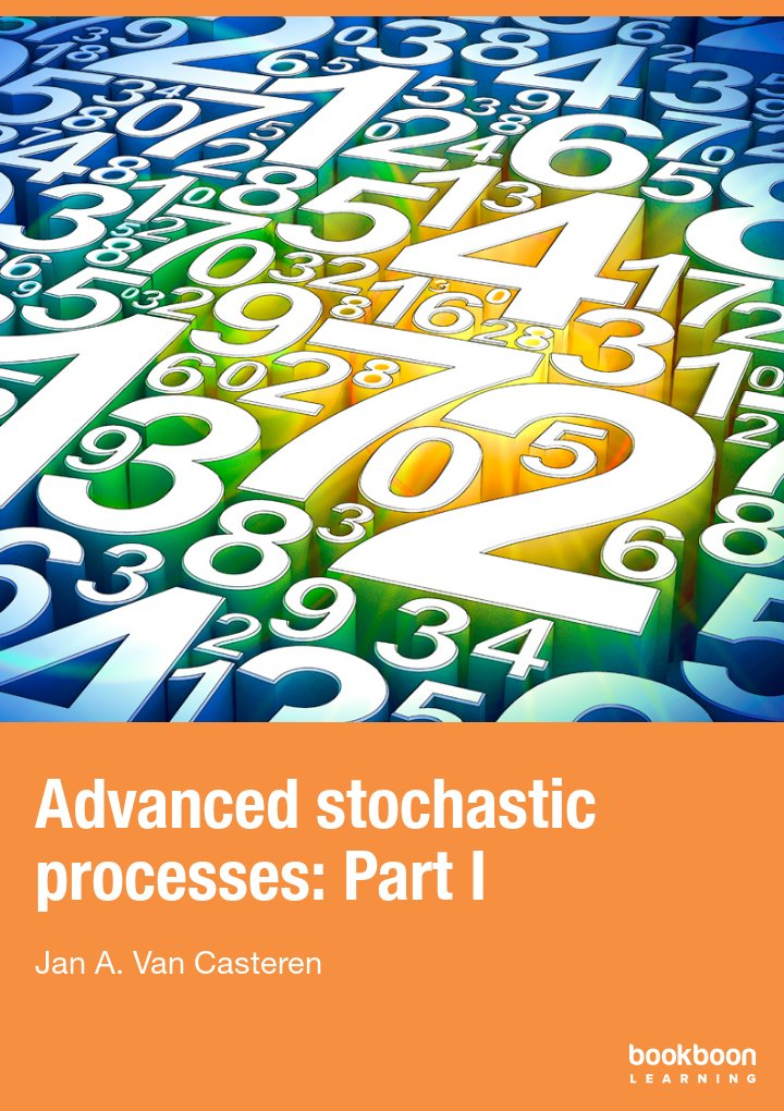 Advanced stochastic processes: Part I