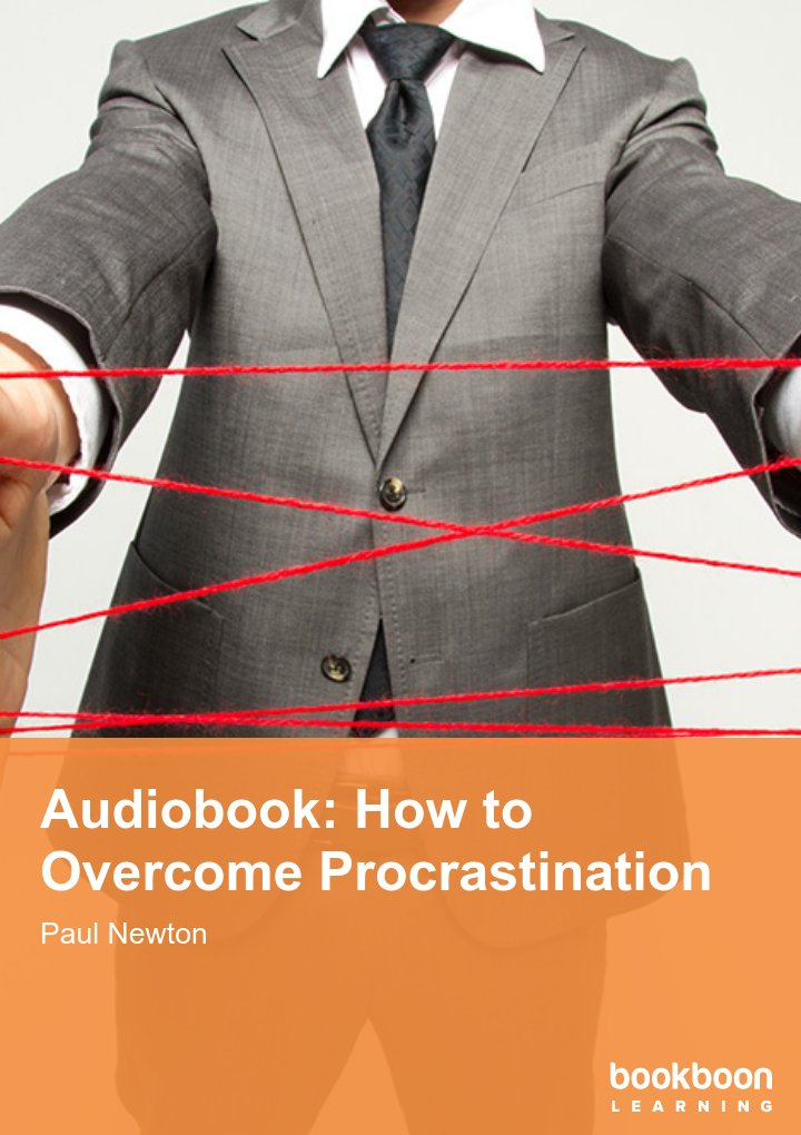 Audiobook: How to Overcome Procrastination