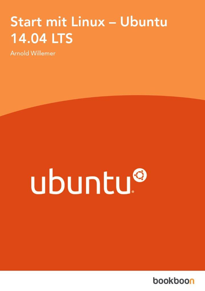 Start mit Linux – Ubuntu 14.04 LTS