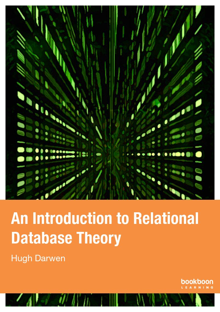 Introduction To Professional Makeup: An Introduction To Relational Database Theory