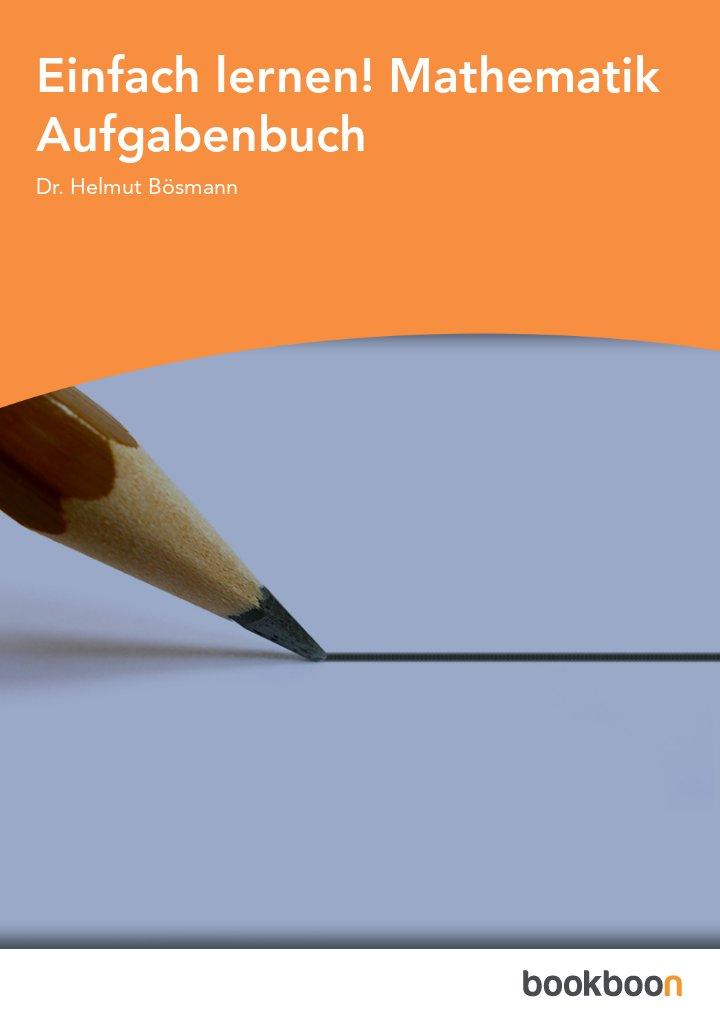 Einfach lernen! Mathematik Aufgabenbuch