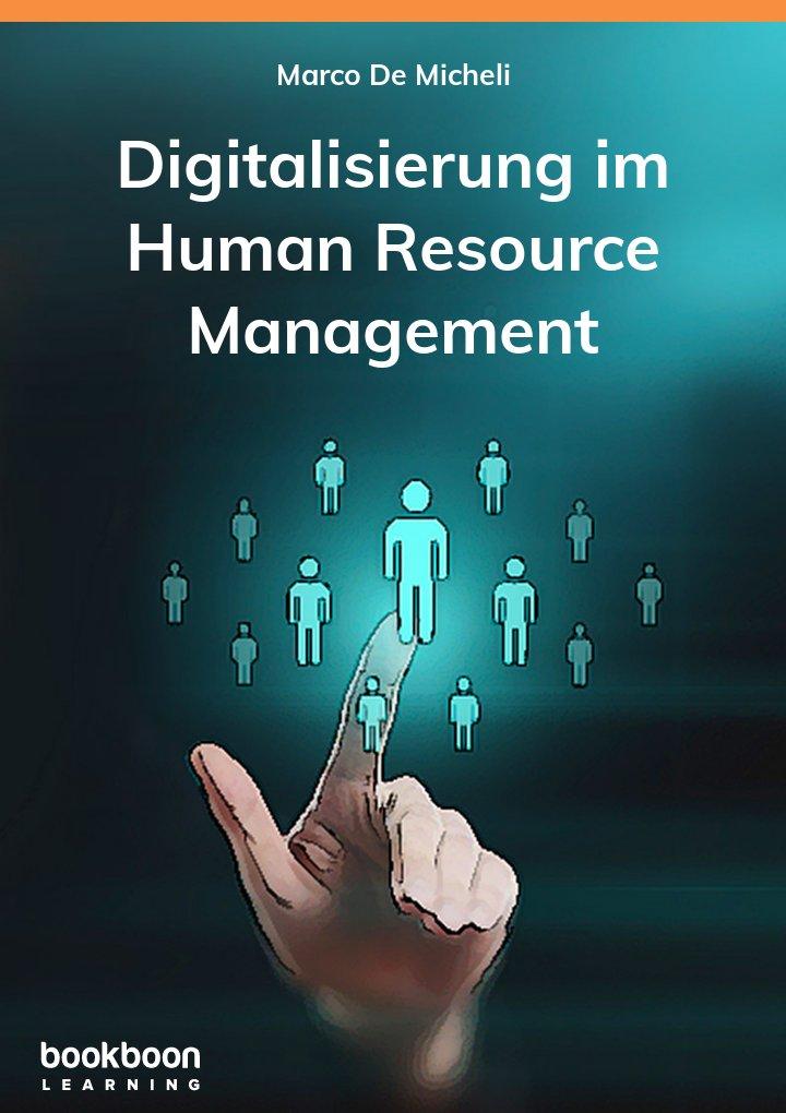 Digitalisierung im Human Resource Management