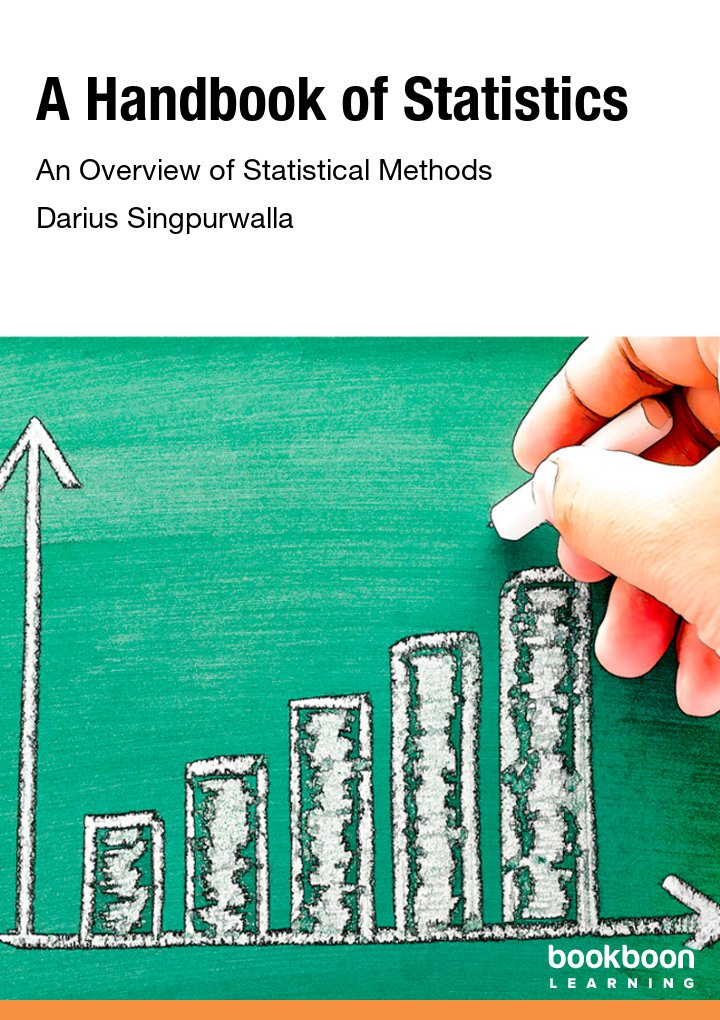 a handbook of statistics an overview of statistical methods