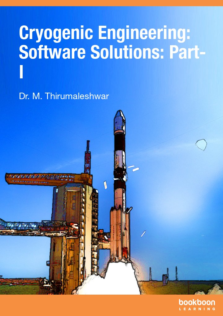 Cryogenic Engineering: Software Solutions: Part-I